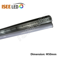 Tubo de luz LED DMX Color RGB