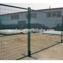 Fenda temporária galvanizada em quente quente / Galvanized Canadian Temporary Fence / Powder Coated Temporary Fence