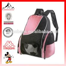 Nouveau sac à dos de sac de boule de sports de football de sac de football de polyester de conception