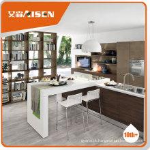 Preço competitivo feito sob encomenda em forma de armário de cozinha