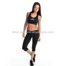 2014 benutzerdefinierte Sexy Damen Fitness tragen Großhandel in China