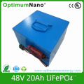Hot Selling 48V 200ah LiFePO4 Battery Packs for Electric Car