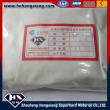 Pó de diamante sintético para polimento de gemas