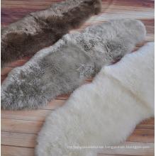 Soft faux sheepskin Plush Living Room Rugs Washable Rug