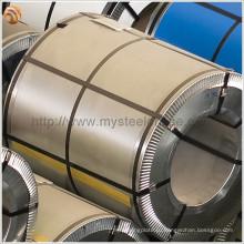 Prime 0,50 * 1500 мм Сэндвич-панель Применяемая рапсовое желтое TDX51D + Z Предварительно окрашенная оцинкованная сталь