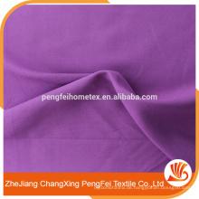 80GSM 100% Polyester Gewebe gefärbte Textil mit niedrigem Preis