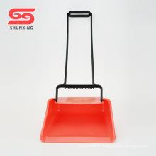 Eco-friendly good quality cheap plastic dustpan for wholesale