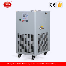 Recirculating chillers cooling water vacuum pump