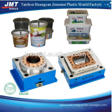 high quality new design plastic food container mould