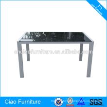 Table rectangulaire à manger prix rectangle extérieur