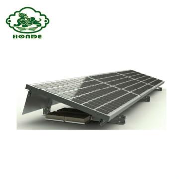 Solar Panel Ground Fixing Racks Brackets Mounting System