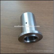 Piezas de cobre de alta precisión cnc mecanizado torneado de piezas de cobre con clientes globales