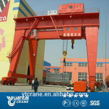 double hook gantry crane 20T