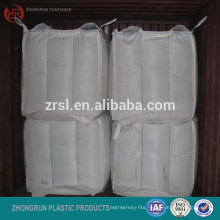 850kg jumbo bag for starch.Container bag for tarpioca stach, pp baffle bag