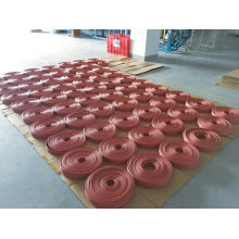 Flame Retardant Silicone Insulation Cover Protection Overhead Line End Cover