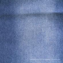 100% Baumwolle Indigo Denim-Stoff