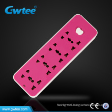 Newest hot selling muiti-function universal electric power sockets