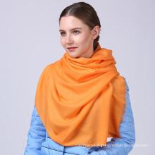 Écharpes douces superbes de qualité d'approvisionnement châles impression personnalisée d'écharpe