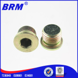 custom brass machining fastener parts