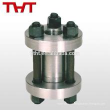 Válvula de retenção vertical de alta pressão de 16 polegadas