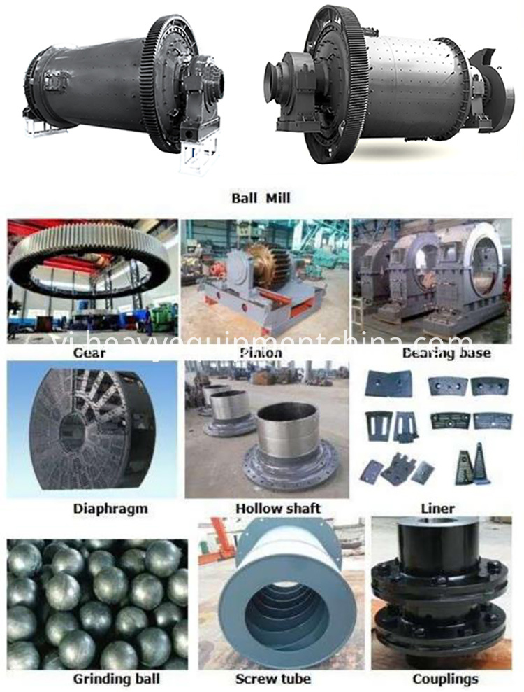 ball milling mill