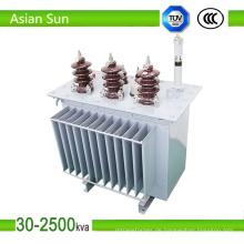 Am besten verkaufen gute Qualität anpassen Öl-Transformator (S11-200/35)