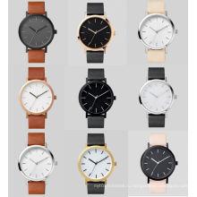 Customied часы лошадь часы Кварцевые часы мужские часы (ДК-2369)