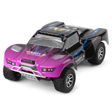 DWI Wltoys 18403 1:18 2.4G RC Car 4WD Electric Short Course Vehicle RTR Model