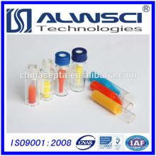 Inserções de vidro ALWSCI 200ul para extrator automático