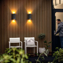 Outdoor Wall Mounted Sconce LED Light Fixtures