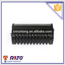 Universal motorcycle footrest rubber with high quality