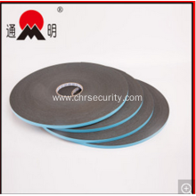 Adhesive Blue Film Black Foam Tape
