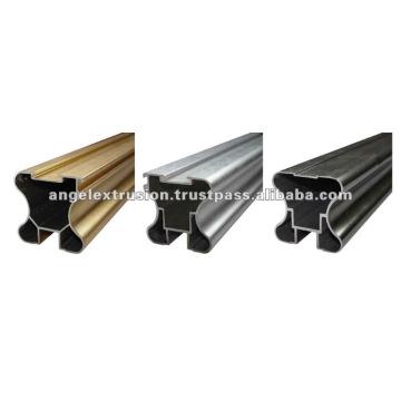 Aluminiumprofil für Türen-Trennwand