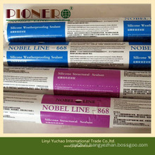 High Performance Neutral Cure Silicone Sealant