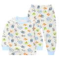 Kids Cotton Long Sleeve Underwear Sets