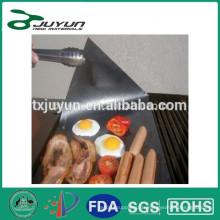 BBQ Huhn Non-Stick-Grill-Blatt ~ 2 Matten jeder gerade auf Ihre heiße Platte