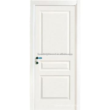 3 painel Swing Opeing quarto branco aprontado portas de MDF