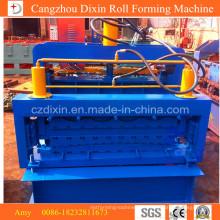 Rollformmaschine für Wände und Dächer