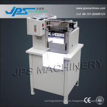 Jps-160A PP cinta, cinta de mascotas, cinta de poliéster cortador de la máquina