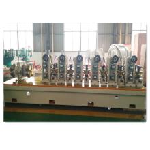 Máquina laminadora de fresado de tubos de acero al carbono