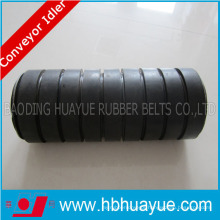 Huayue Rubber Belt Conveyor Return Idler Conveyor Roller Diameter89-159