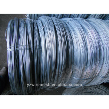 3mm diameter galvanized steel wire/ binding wire manufacture