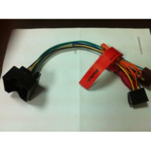 audio and video wire harness for car