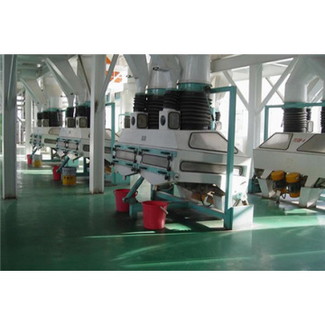 500 t / d Oilseed Pretreatment Line Produksi