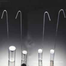 Ampola de amostragem com alça integral