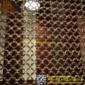 Separador de sala de malla de alambre
