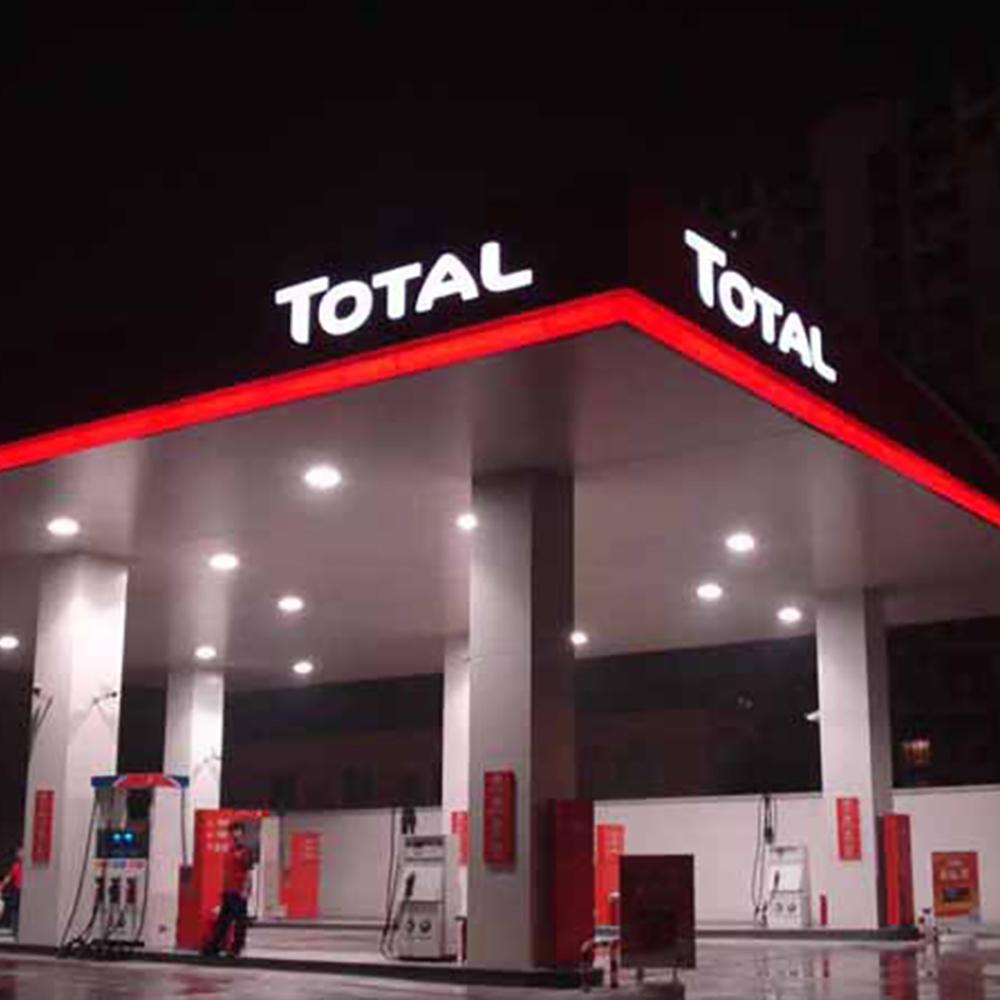 LED Gas Station Light Fixtures