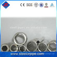 Tubo de acero inoxidable en espiral de alta calidad al por mayor