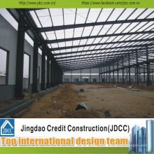 Fabricação e Montagem de Oficina de Estrutura de Aço Jdcc1046