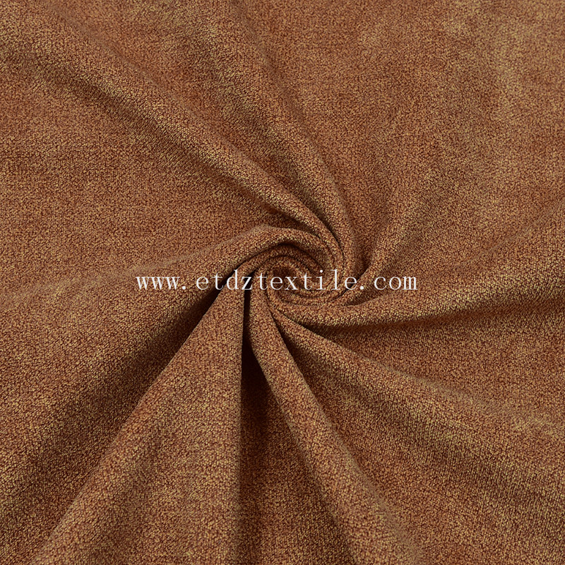 Polyester Household Textile Upholstery Fabric for Sofa